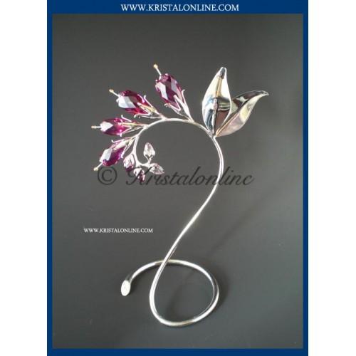 Swarovski Crystal   Crystal Paradise   Dacea - Fuchsia 945871