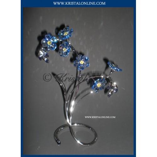 Swarovski Crystal | Crystal Paradise | Danuba - Sapphire 988071