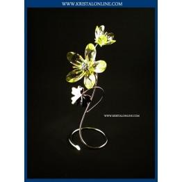 Swarovski Crystal | Crystal Paradise | Deoria - Crystal Yellow 957583