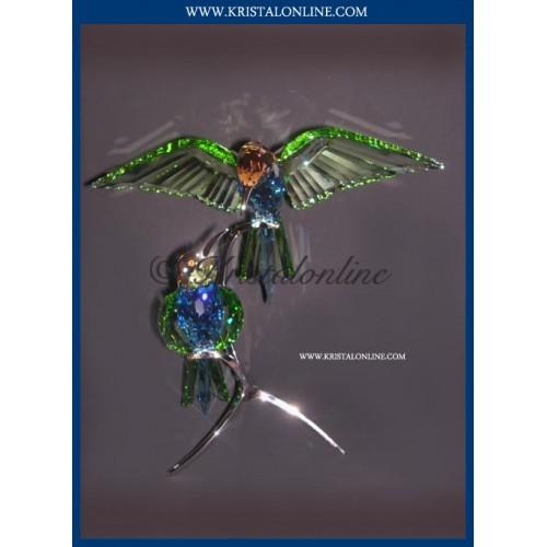 Swarovski Crystal | Crystal Paradise | Bee-eaters 957128