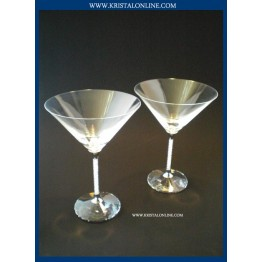 cocktail glasses