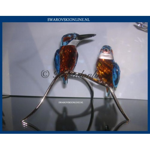 Swarovski Crystal | Crystal Paradise | Kingfishers 945090