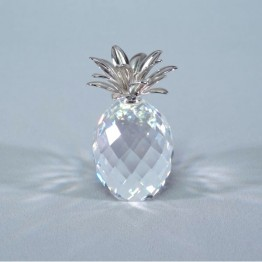 Pineapple small silver