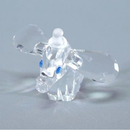 Swarovski Crystal | Disney | 93 Dumbo - Blue Eyes | 7640/100/001