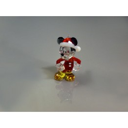 Swarovski Crystal | Disney | Mickey Mouse - Christmas Ornament | 5004690