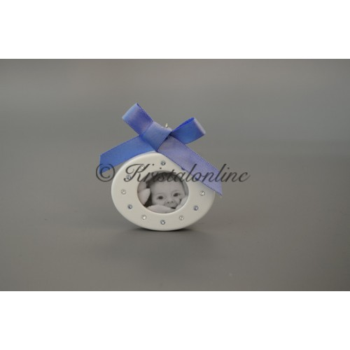 Baby Picture Frame, Blue