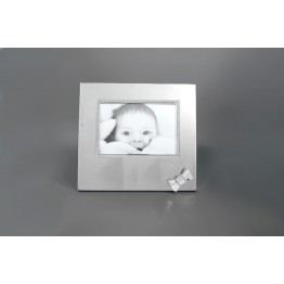Baby Picture Frame with bow