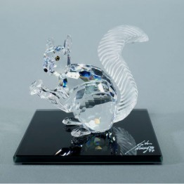 Anniversary Squirrel (without outher box and cert.)