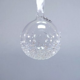 Christmas Ball Ornament - Small