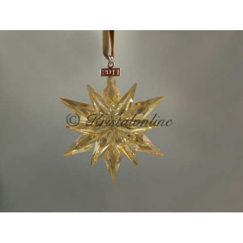 Christmas Ornament - Annual Edition 2011 - SCS - Golden Shadow