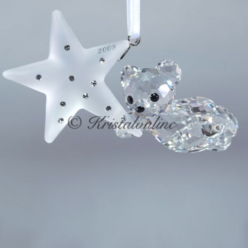 2008 Swarovski Christmas Ornament