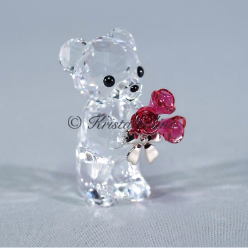 Kris Bears - Red roses for you