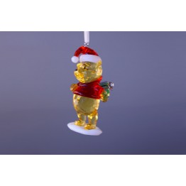 Swarovski Crystal | Disney | Winnie the Pooh - Christmas Ornament | 5030561