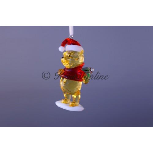 Swarovski Crystal | Disney | Winnie the Pooh - Christmas Ornament | 5030561