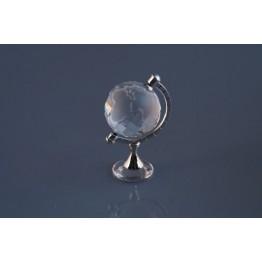 Globe, Silver