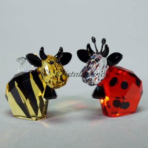 Bumblebee & Ladybird Mo - Limited Edition 2016