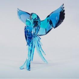 Swarovski Crystal | Crystal Paradise | Blue Parrots 5136775