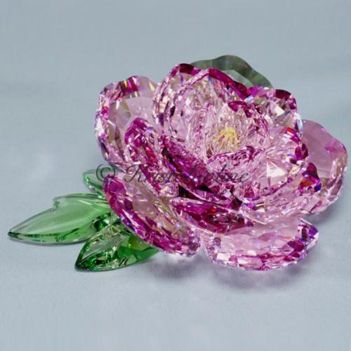 Swarovski Crystal   Crystal Paradise   Peony 5136721