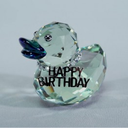 Happy Duck - Happy Birthday - without box cover