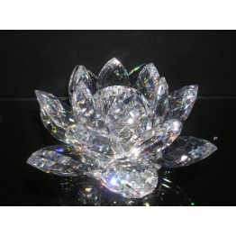 Candleholder waterlily large
