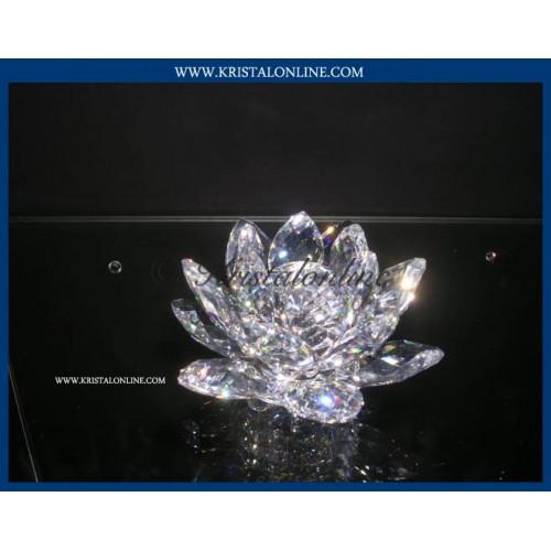 Candleholder waterlily medium