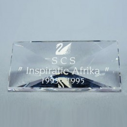 Title Plaque 1993-1995 Inspiration Africa