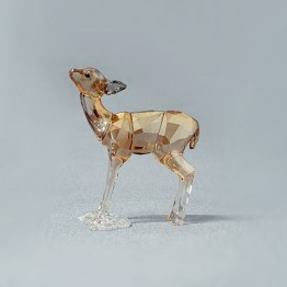 Swarovski Crystal | SCS Members | SCS - 2020 - Fawn - Signed | 5538222