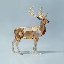 Swarovski Crystal | Annual Editions | SCS - Annual Edition 2020 - Stag Alexander Signed | 5537604