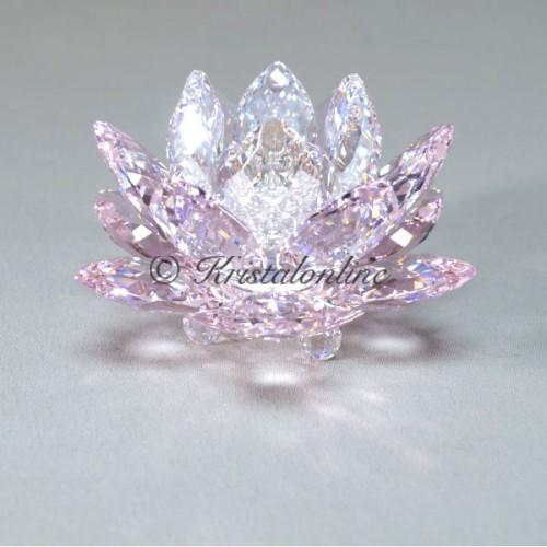 Candleholder Waterlily Rosaline